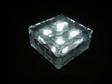 4 X 4 inch Solar Block