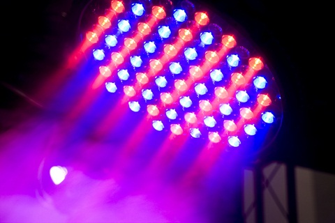 Close-Up LED Stage Light