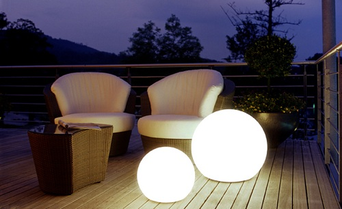 Outdoor Lighting Battery Operated