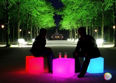 Light-Cubes