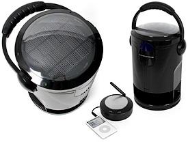 Wireless Speaker(solar)