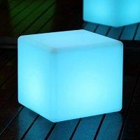 17 Inch Light Cube
